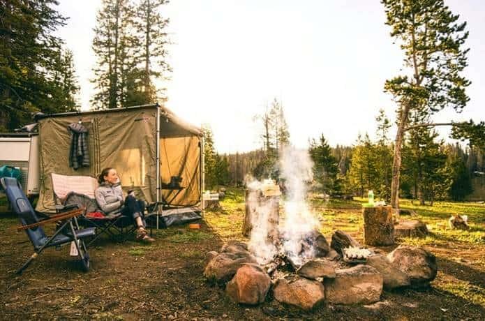 Doğada Kamp İçin Neler Yapılır?
