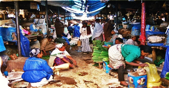 Etiyopya Gezilecek Yerler